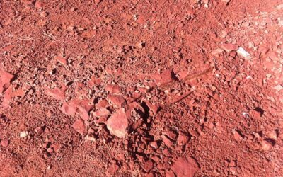 Why is the Soil Red in Arizona?